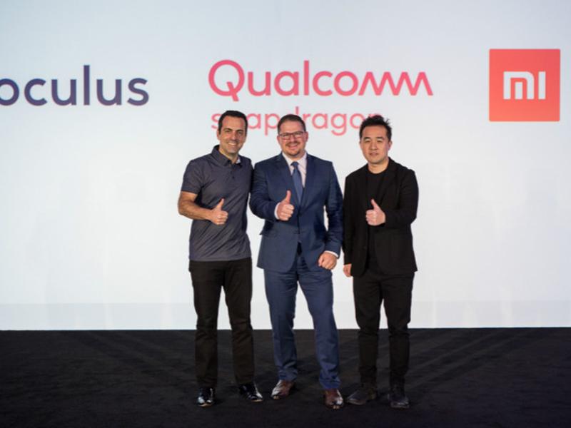小米与Oculus将联合推出VR一体机