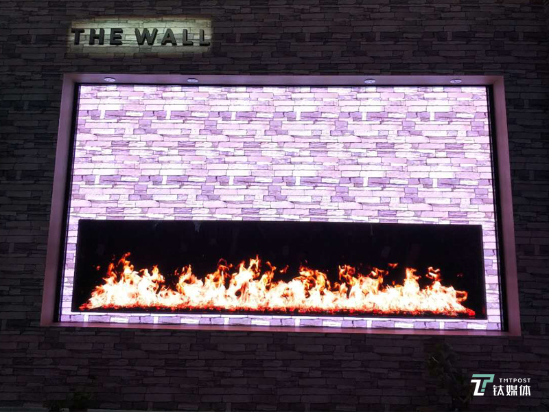 """三星发布新款146 英寸模块化电视""""The Wall"""""""